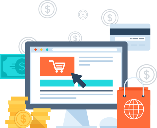 Ecommerce and computer