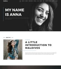 Maldives - Anna