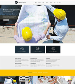 Constructions and architecture company