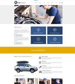 Car mechanic company