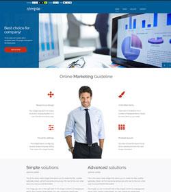 Marketing agency + WCAG 2.0 / ADA / 508 Standards